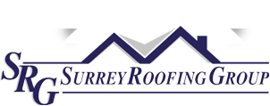 surrey roofing group | logo